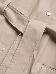 Rains - Curve Jacket - regenbekleidung - 35 beige - 5