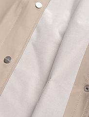 Rains - Curve Jacket - regenbekleidung - 35 beige - 6