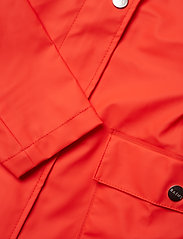 Rains - Curve Jacket - sadevaatteet - red - 4