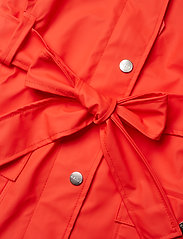 Rains - Curve Jacket - sadevaatteet - red - 5