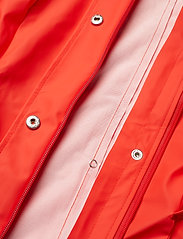 Rains - Curve Jacket - sadevaatteet - red - 6