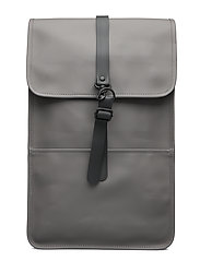 Backpack - 18 CHARCOAL