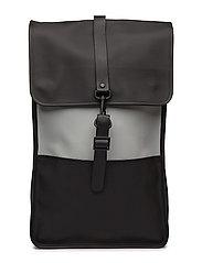 Backpack - 84 BLACK/STONE