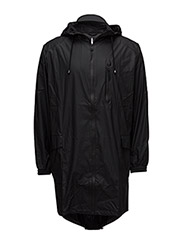 Parka Coat - 01 BLACK