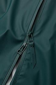 Rains - Parka Coat - jassen & mantels - 40 dark teal - 4