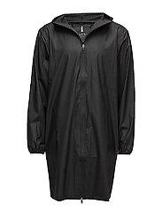 Base Jacket Long - 01 BLACK
