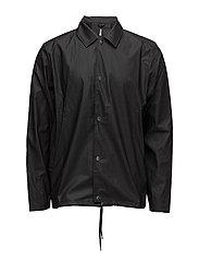 Coach Jacket - 01 BLACK