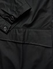 Rains - W Coat - regenbekleidung - 01 black - 6