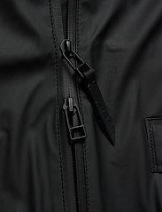 Rains - W Coat - regenbekleidung - 01 black - 7