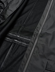 Rains - W Coat - regenbekleidung - 01 black - 8