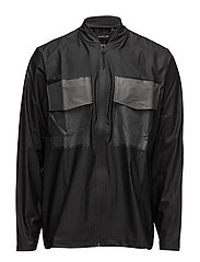 Warrant Jacket - 01 BLACK