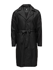 Overcoat - 01 BLACK