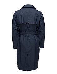 Rains - Overcoat - regenkleding - 02 blue - 1