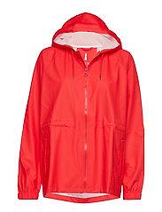 W Jacket - RED