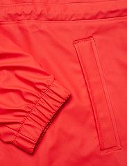 Rains - W Jacket - regenbekleidung - red - 4