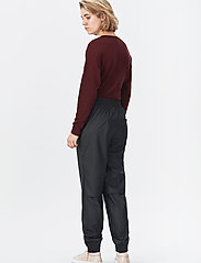 Rains - Trousers - regnbukser - 01 black - 3