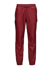 Trousers - 20 SCARLET