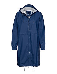Long W Jacket - KLEIN BLUE