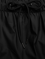 Rains - Pants - regnbukser - 01 black - 3