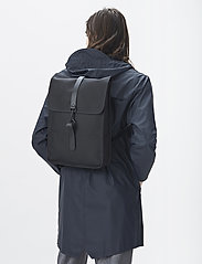 Rains - Backpack Mini - ryggsekker - 01 black - 4