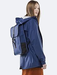 Rains - Backpack Mini - rucksäcke - klein blue - 0