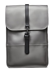 Backpack Mini - METALLIC CHARCOAL