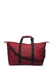 Weekend Bag - 20 SCARLET