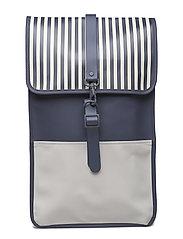 LTD Backpack - 69 DISTORTED STRIPES