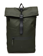 Roll Top Rucksack - 03 GREEN