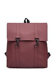 MSN Bag Mini - 11 MAROON