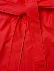 Rains - W Trench Coat - regenbekleidung - red - 8