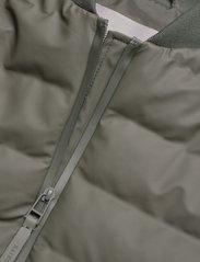Rains - Trekker Jacket - vestes matelassées - 03 green - 2