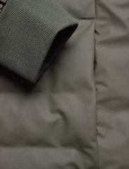 Rains - Trekker Jacket - vestes matelassées - 03 green - 3