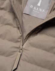 Rains - Trekker Jacket - vestes matelassées - 17 taupe - 2