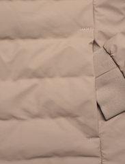 Rains - Trekker Jacket - vestes matelassées - 35 beige - 3
