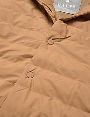 Rains - Trekker Hooded Jacket - vestes matelassées - 49 khaki - 2