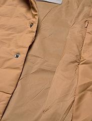 Rains - Trekker Hooded Jacket - vestes matelassées - 49 khaki - 3