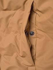Rains - Trekker Hooded Jacket - vestes matelassées - 49 khaki - 4