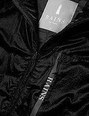Rains - Drifter Jacket - vestes matelassées - 01 black - 2
