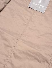 Rains - Drifter Track Jacket - manteaux de pluie - 17 taupe - 4