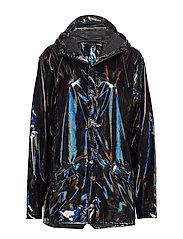 Holographic Jacket - 25 HOLOGRAPHIC BLACK