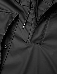 Rains - Cape - manteaux de pluie - 01 black - 2