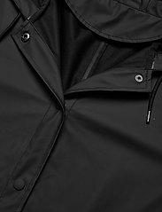 Rains - Belt Jacket - manteaux de pluie - 01 black - 2