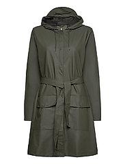 Belt Jacket - 03 GREEN