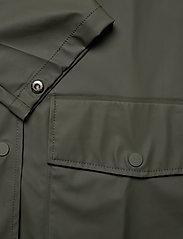 Rains - Belt Jacket - manteaux de pluie - 03 green - 3