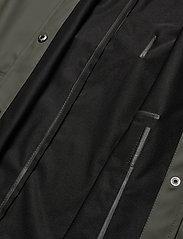 Rains - Belt Jacket - manteaux de pluie - 03 green - 4