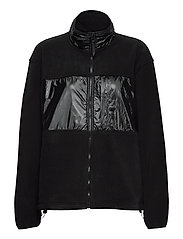 Fleece Jacket - 01 BLACK