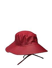 Boonie Hat - 20 SCARLET