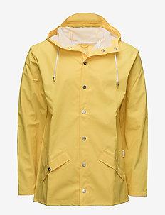 Jacket - płaszcze przeciwdeszczowe - 04 yellow