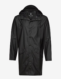 Long Jacket - rainwear - 01 black